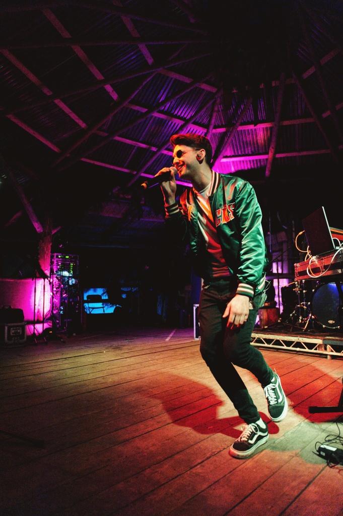 Flynn live at Body & Soul Festival