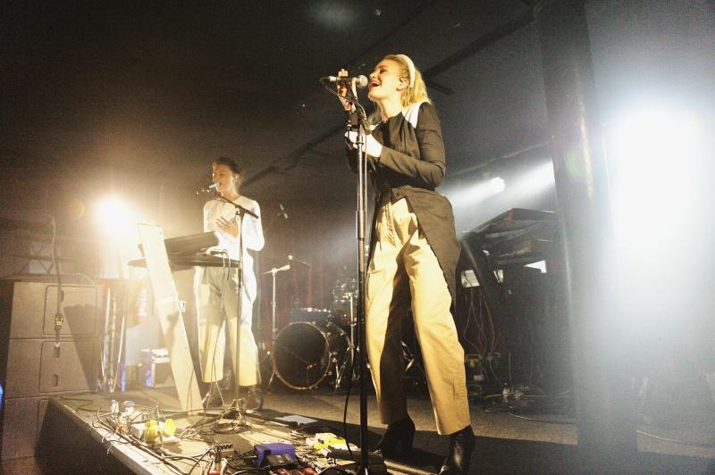 Aly & AJ live in The Academy, Dublin